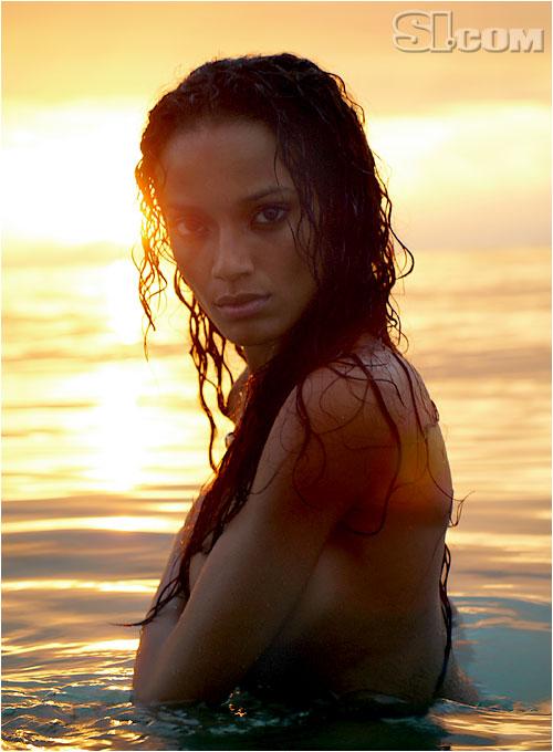 Selita Ebanks, medida, altura, peso, fotos, biografa