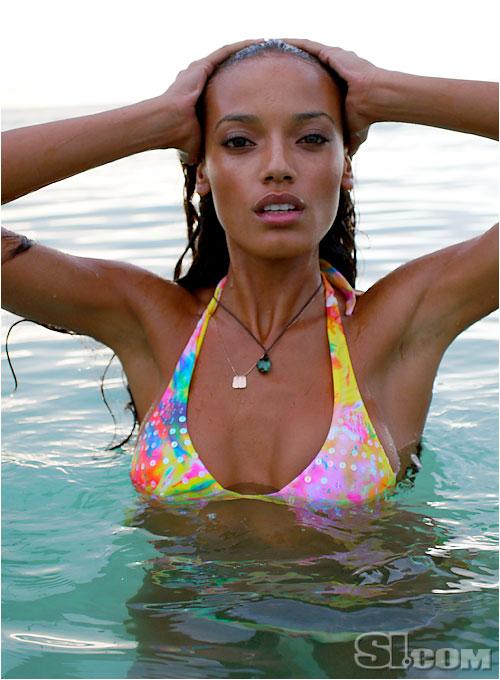 Selita Ebanks desnuda - Fotos y Vídeos -